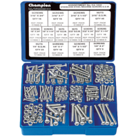 350 Pieces CHAMPION KIT HEX HEAD SELF-TAPPING SCREWS